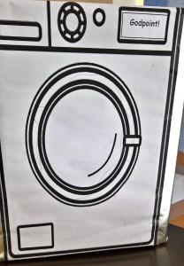 Godpoint washing machine