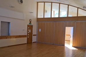 hall partition 2