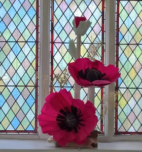 Remembrance 100 window 1